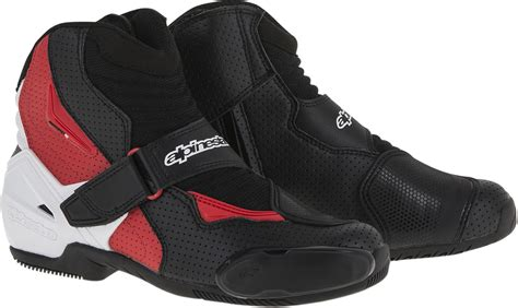 size 13 motocross boots alpinestars smx 1r vented street riding motorcycle boots