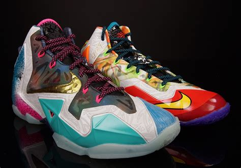 the lebron sneakers what the lebron 11 sneakernews