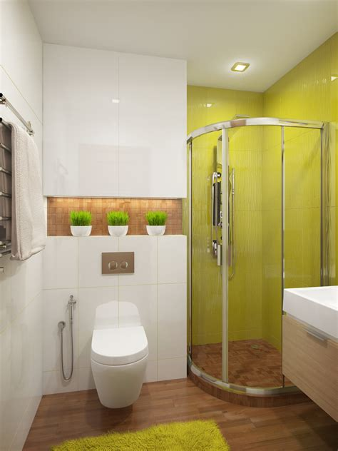 design bathrooms a cozy apartment in kyiv with soft citrus accents