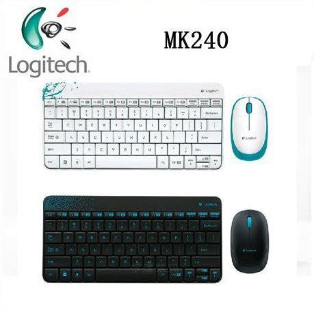 Grosir Logitech Mk240 Mini Wireless Keyboard White popular wireless logitech keyboard buy cheap wireless logitech keyboard lots from china wireless
