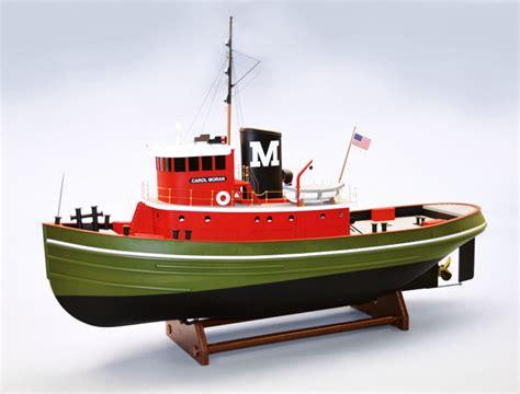 tug boat kit carol moran tug boat 1270mm wood kit