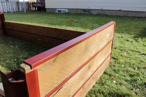 tall raised garden beds raised bed 4x8 24 quot tall kit custom landcsape ideas