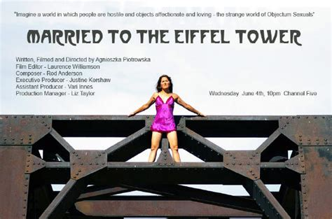 vidio film eiffel i m in love married to the eiffel tower film about women in love with