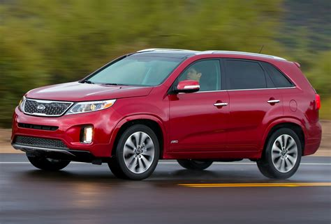 Kia Suvs 2014 2014 Kia Sorento Test Drive Review Cargurus