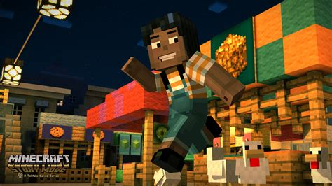 minecraft story mode pc mac punktid