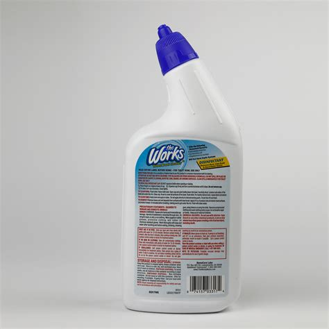the works bathroom cleaner the works bathroom cleaner my web value