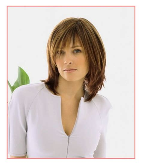 Best Medium Hairstyles For by Stunning Best Medium Length Hairstyles Pictures Styles