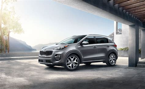 Kia Sportage Per Gallon by 2017 Sportage Is An Efficient Suv Available Now In