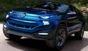 Fiat Future Cars Fcc4 Concept Is Fiat S Idea Of A Four Door Truck