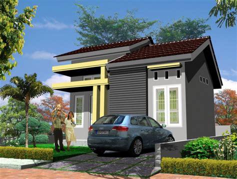 gambar desain foto kumpulan contoh foto dan gambar desain rumah mungil
