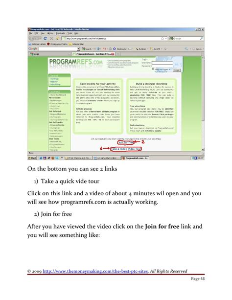 Make Money Online Site - how to make money online with ptc sites