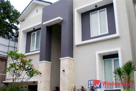 desain profil jendela minimalis harga desain jendela aluminium minimalis windownesia