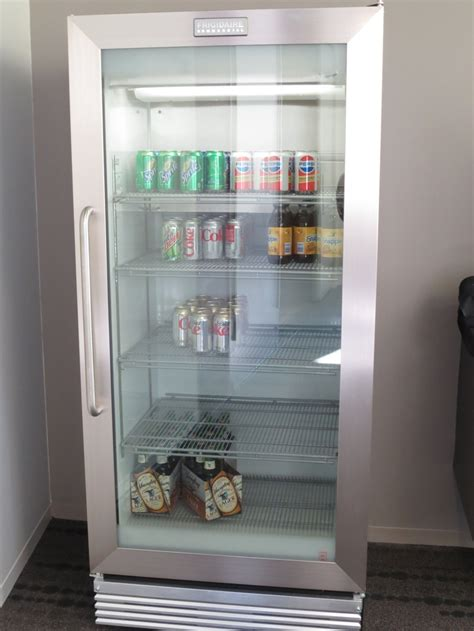 Commercial Fridge Glass Door Frigidaire Commercial Grade Fridge With Glass Doors A More Affordable Than The Sub Zero