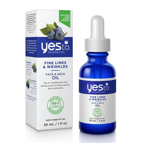 Yes To Blueberries by Yes To Blueberries Neck 30ml Feelunique