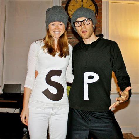creative diy couples costumes  halloween brit