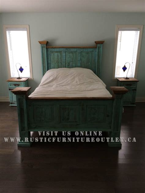 turquoise bedroom set 17 best images about turquoise wash rustic bedroom