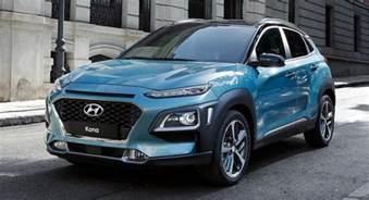Hyundai Hilo New 2018 Hyundai Kona Is A Funky Juke Rival With Advanced Tech