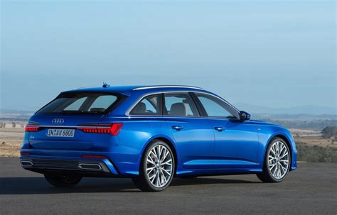 Audi Neuer A6 by 2019 Audi A6 Avant Revealed Evaluation For