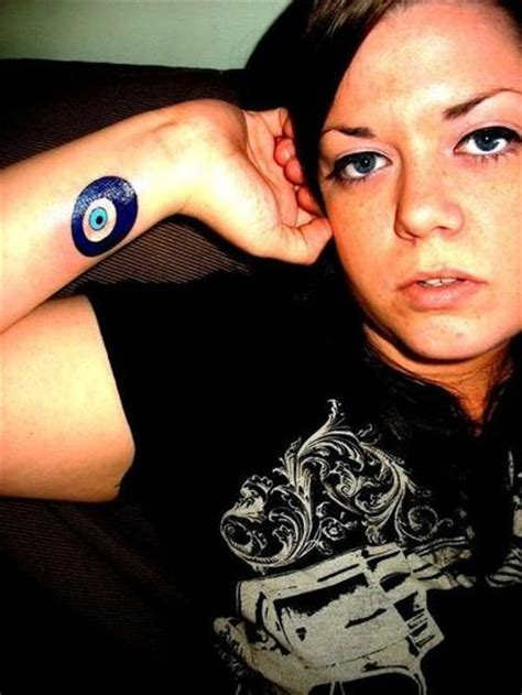 evil eye wrist tattoo 111 best images about evil eye on