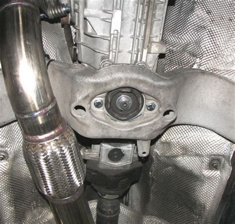 transmission mount, density line, 6 speed manual & cvt b6