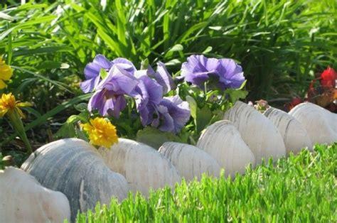decor de jardin quelques idees de bordures de jardin