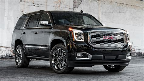 gmc yukon denali ultimate black edition wallpapers