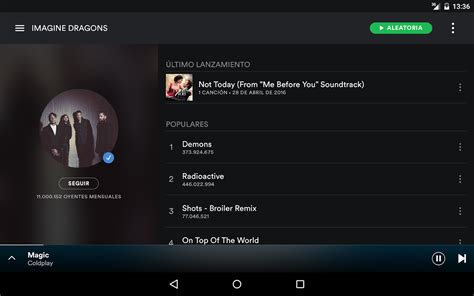 Play Store Without Id Spotify Aplicaciones De Android En Play