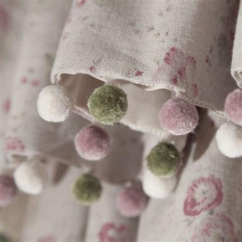 bobble fringe for curtains 679 best burlap and textiles images on pinterest