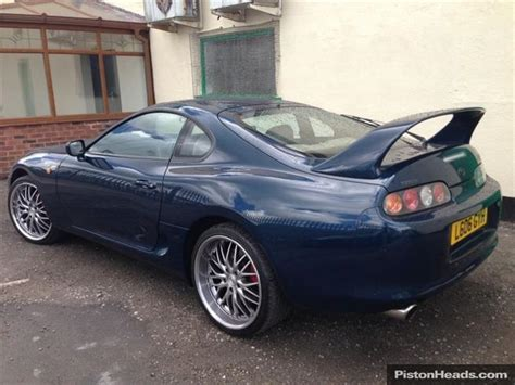 Used Toyota Supra For Sale Classic Uk Turbo Manual 6 Speed Mint Exle For