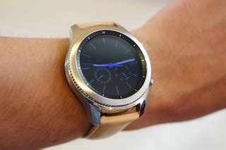samsung gear s3 smartwatch: release date, specs and