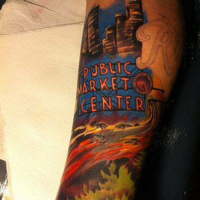 seattle space needle tattoo designs 25 best ideas about seattle on seattle