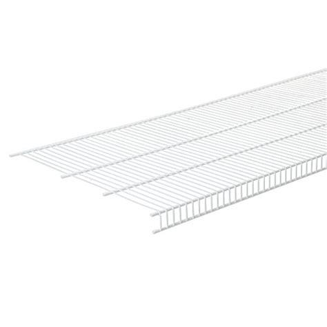 Closetmaid 9 Inch Wire Shelf Closetmaid 1396 Mesh Wire Shelf 72 Inch X 20 Inch