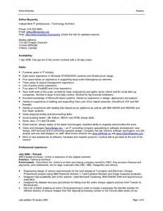 Resume Sle Word by Resume Sales Lewesmr