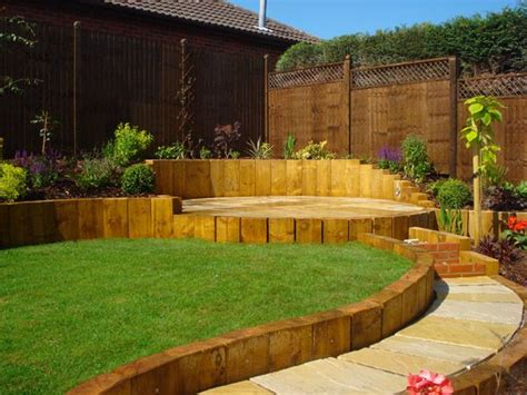 Away To Garden by 25 Trending Sloping Garden Ideas On Sloping