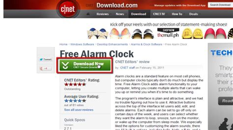 how to and set alarm clock on computer howtech