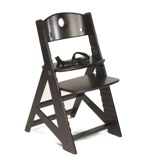 Keekaroo High Chair by Keekaroo Height Right High Chair Espresso