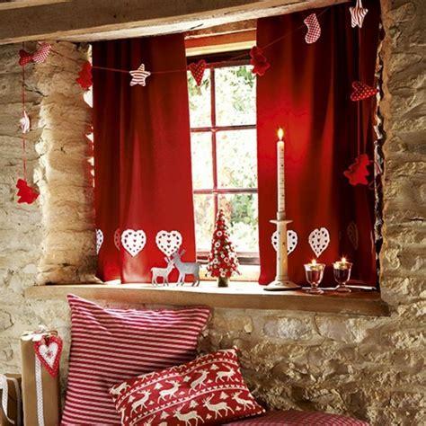 Fensterdekoration Weihnachten Ideen by Fensterdeko Zu Weihnachten 104 Neue Ideen