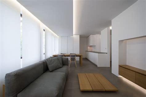 minimalistisch hout interieur minimalistisch strak appartement door interieurarchitect