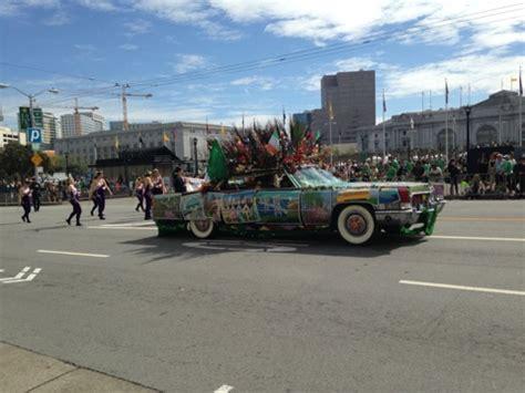 photos: san francisco's st. patrick's day parade 2015