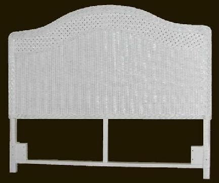 white wicker headboards wicker headboard twin queen king wicker headboards