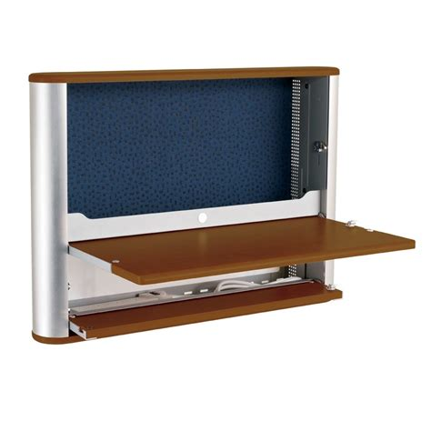 Wall Mounted Desk by Anthro Corporation Ek3616 Enook Wall Mounted Desk Atg Stores