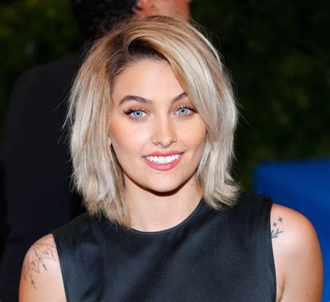 paris jackson movies and tv shows paris jackson stunned in a midriff baring bralette on her
