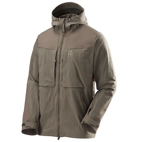 rugged coat haglofs rugged fjell jacket adventure peaks
