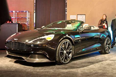 aston martin front 2014 aston martin vanquish volante gains neiman marcus edition
