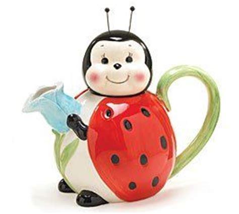 ladybug tea books large 42 oz ladybug teapot for kitchen decor