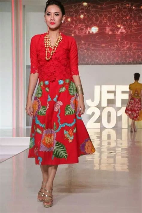 Kebaya Dress Batik Fuschia best 264 kebaya batik images on s fashion