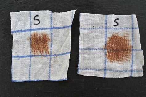 Filzstift Fleck Kleidung Entfernen by 220 Ber Salz Und Rotweinflecken Vorbehandeln