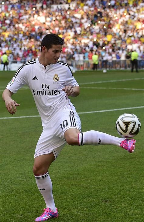 Real Madrid Rodriguez real madrid sign world cup rodriguez