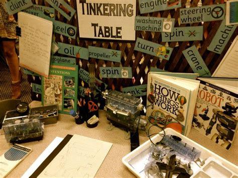 Station Tinker Set tinkering table at penbank school australia for more