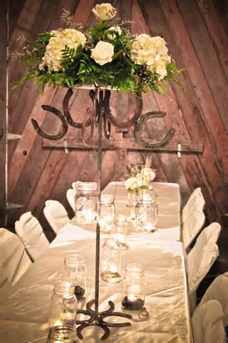 Classy Western Wedding Emily S Homestead Western Wedding Centerpieces For Tables